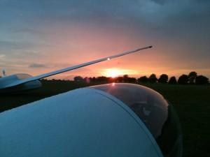 Dawn Gliding