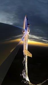Sunrise Gliding