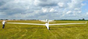 Corporate Gliding Day