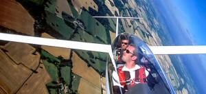 Exhilarating Glide