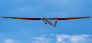 Pilatus B4 Glider