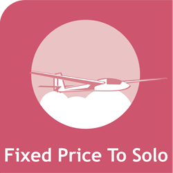 Fixed Price To Gliding Solo