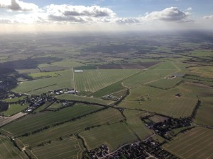 Gliding Cross Country 1