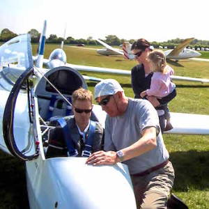 Couples Gliding Experience
