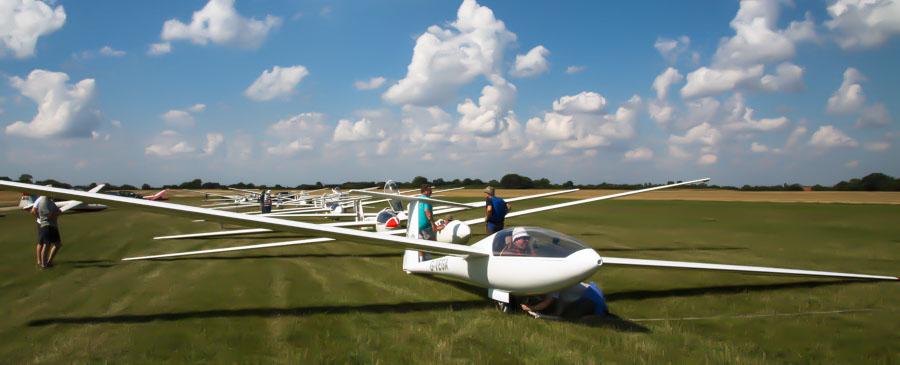 Gliding grid
