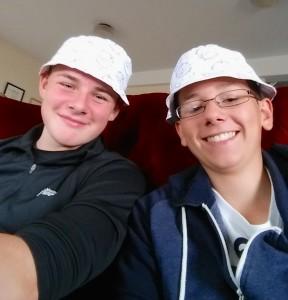 Jamie & Toby