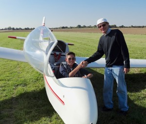 Toby Brown Solo With Instructor John Bone